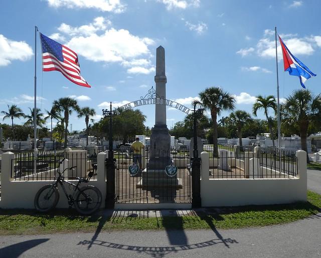 Key West Cemetery - USS Maine Graves