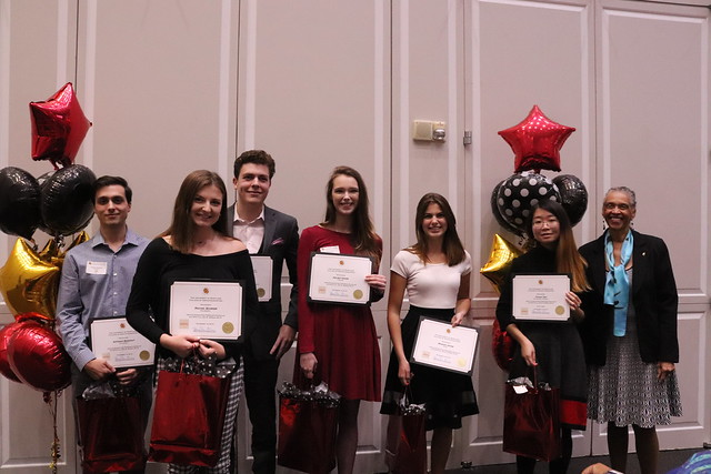 2019 Dean's Scholars Awards