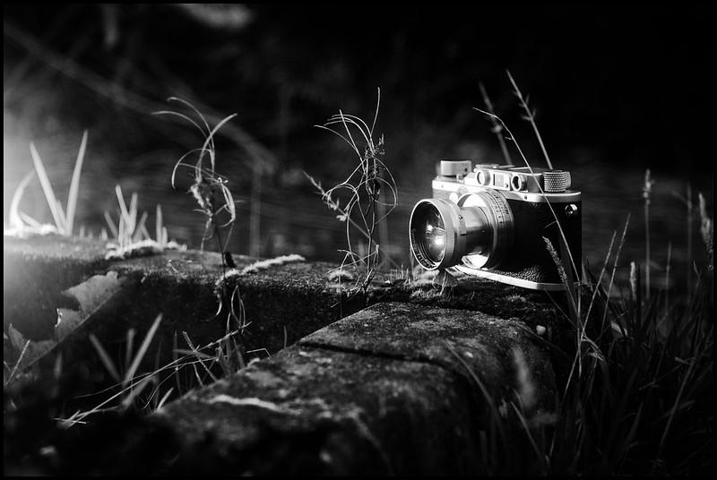 Leica iiia + Summitar 5cm f2