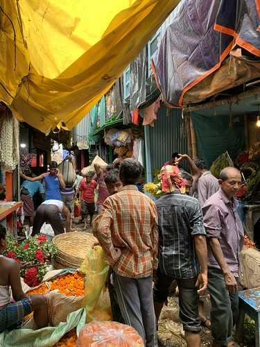 Flower Market Buzz by Rachael Rich