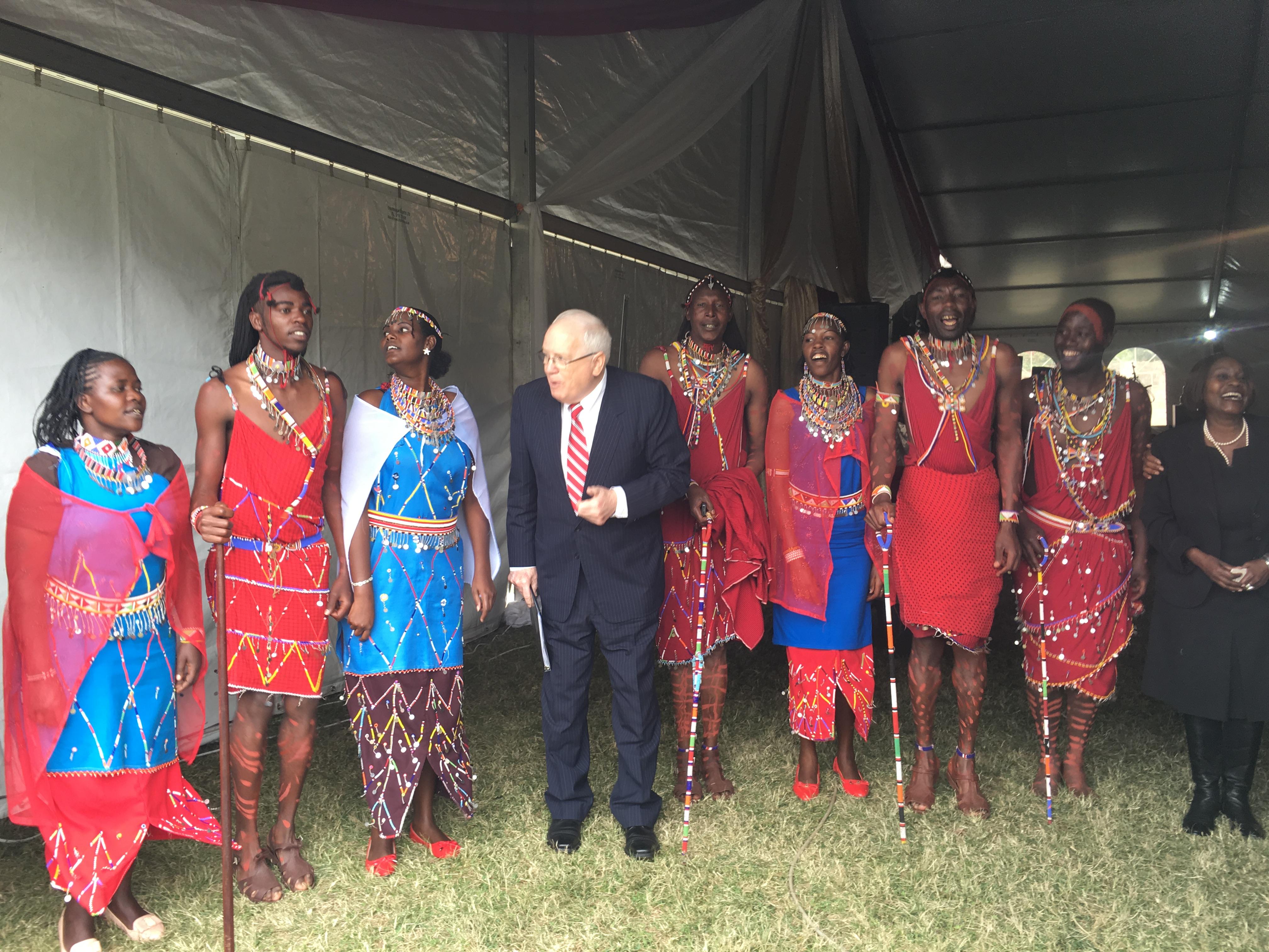 2016 Saskawa Event in Kenya