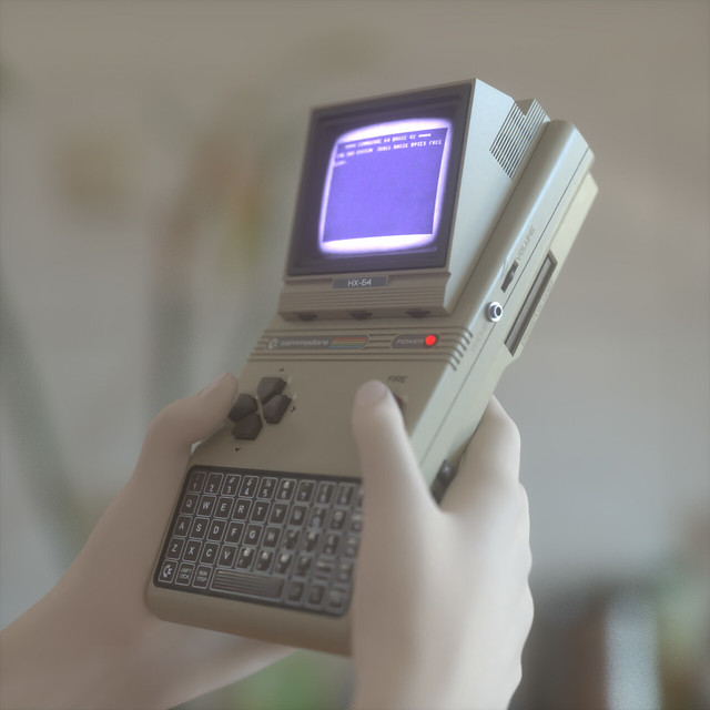 Commodore HX-64