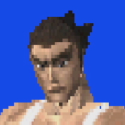Tekken (PS1) - Kazuya Mishima
