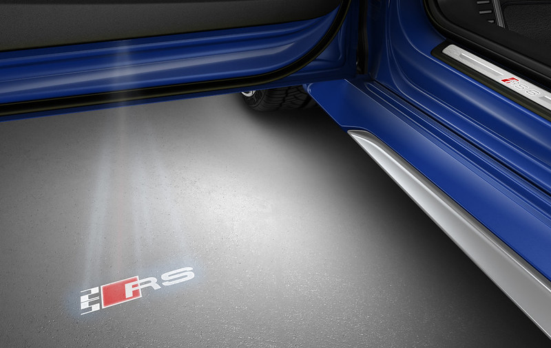 """25 years of Audi RS: anniversary package"""