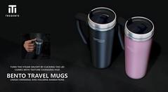 Tredente - Bento Travel Mugs   @ equal10