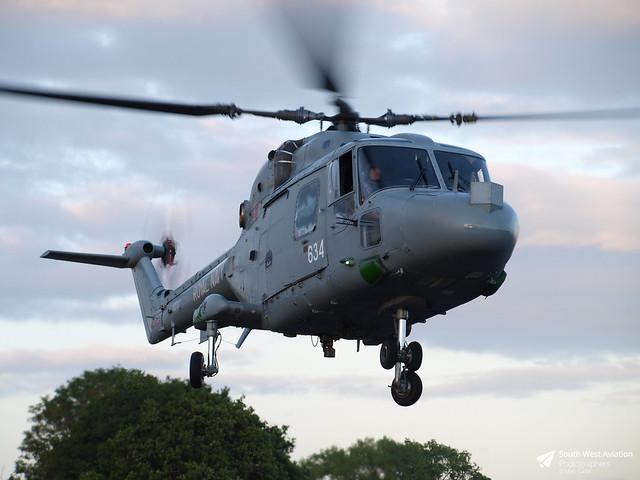 Westland Lynx HAS3S