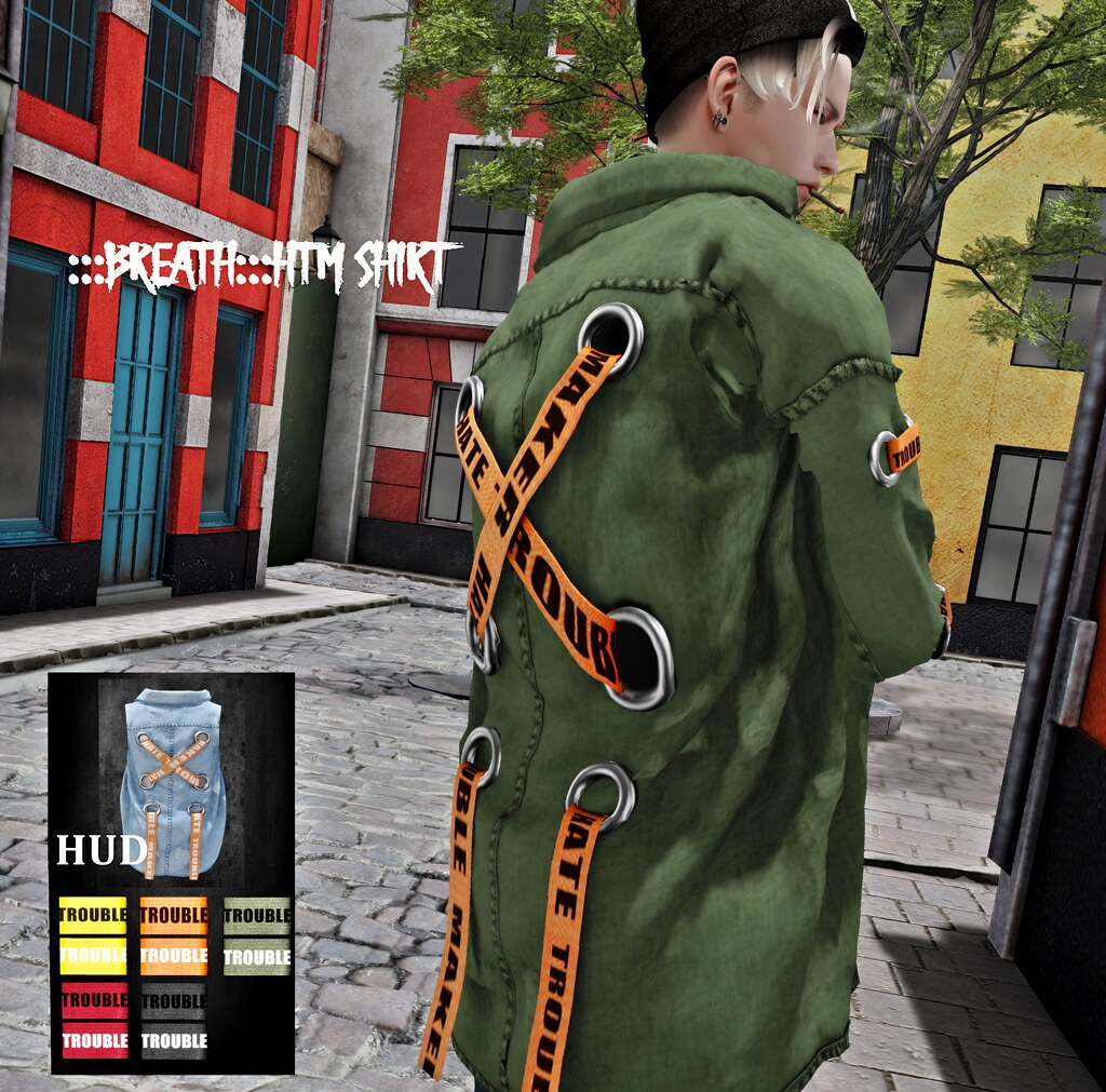 ::Breath - HTM Jacket + Shirt