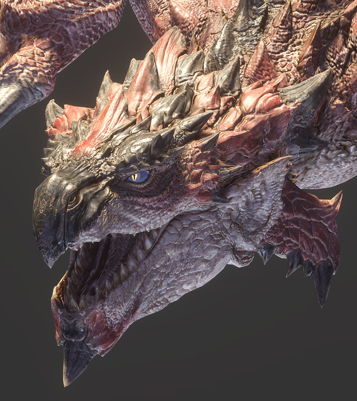 Monster Hunter - Rathalos (PS4)