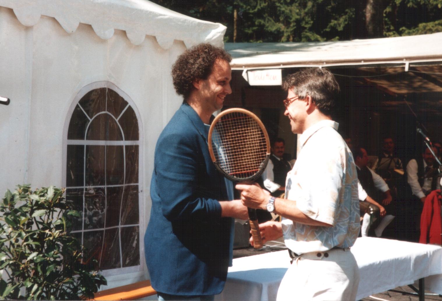 Eröffnung 1994