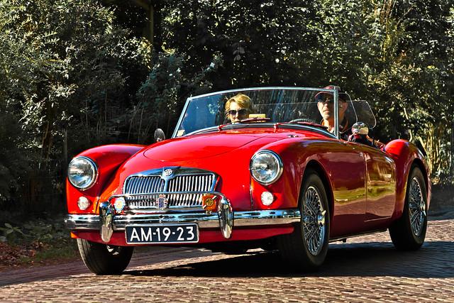 MG MGA 1959 (2145)