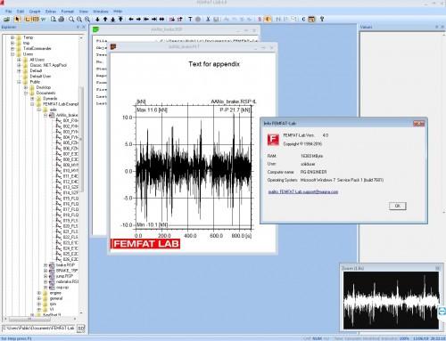 Working with ECS FEMFAT-LAB 4.0 full license
