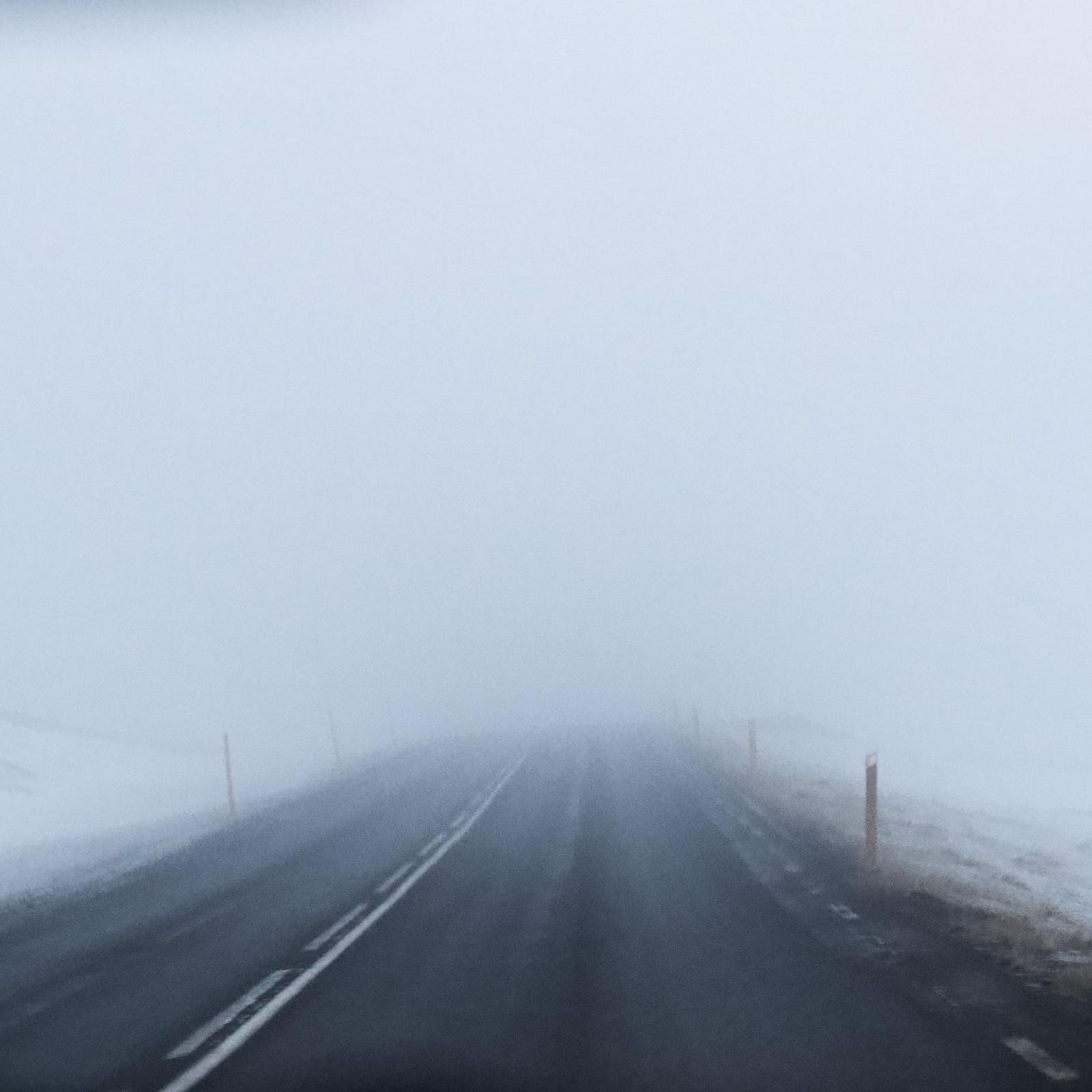 Iceland. In-between