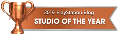 PS Blog Game of the Year 2019 - Studio of the Year - 4 - Bronze