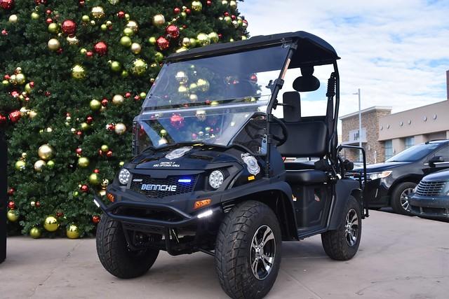 D7 APD Uptown Cop Cart