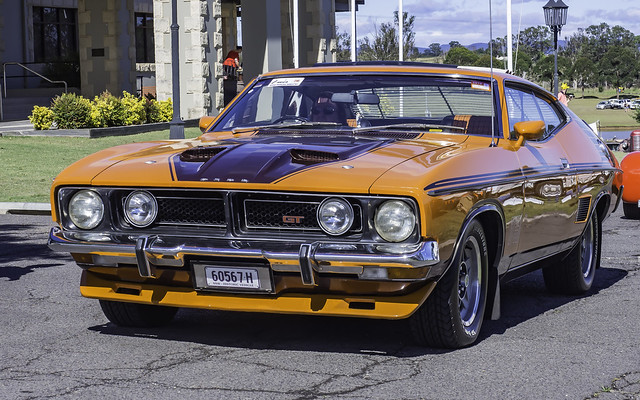1974 Ford XB Falcon GT Coupe