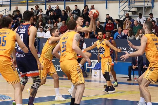 JORNADA 13 | Club Melilla Baloncesto - Club Ourense Baloncesto (ORO 19/20)