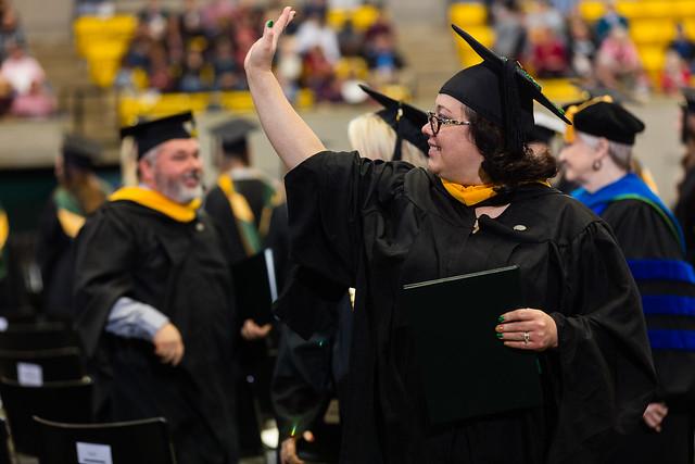 Fall 2019 Commencement Ceremonies: Graduate College | 12/13/19