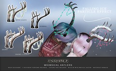 unstable. Whimsical Antlers AD