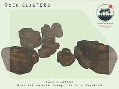 [Kawukewa Designs] RockClusters