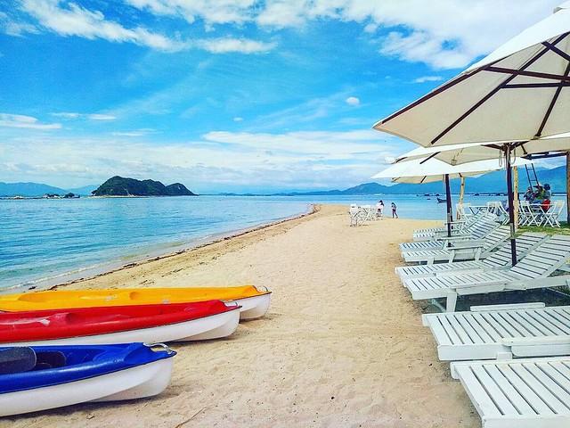 (Phượt Hot_ Phượt đảo Điệp Sơn Nha Trang - Viên ngọc báu giữa vịnh Vân Phong (2)