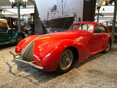 Alfa Romeo Coach 8c 2,9 a 1936