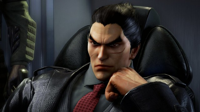 Tekken 7 - Kazuya Mishima