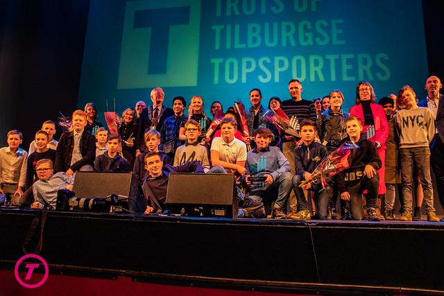 Tilburgs Sportgala 2019 | Vrijdag 13 December 2019