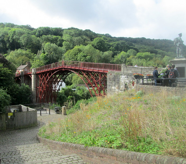 Ironbridge, Bridge