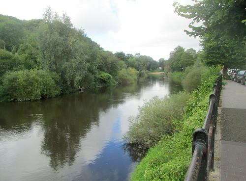 River Severn, Ironbridge, Shropshire