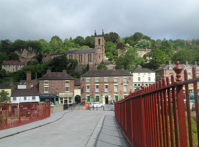 Ironbridge from bridge