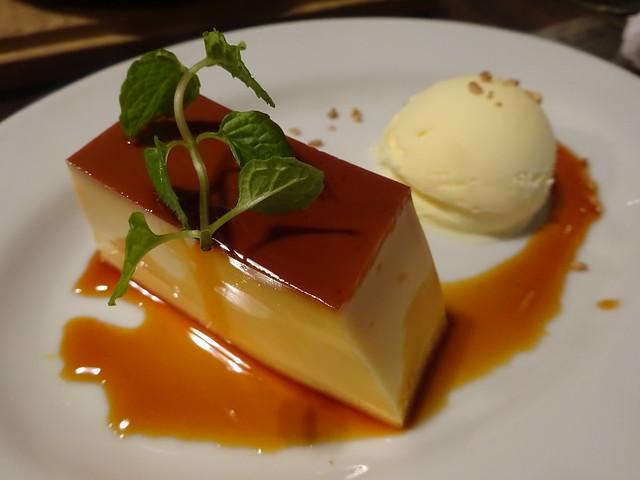Pudding @Lamb Meat Tender, Tokyo