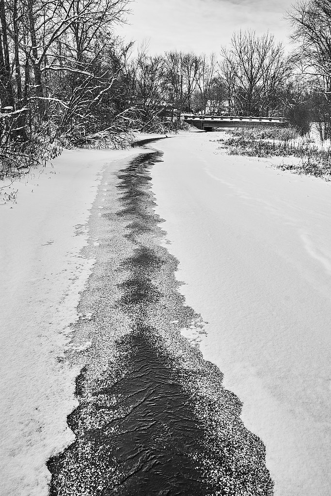 Ice on the Beaver