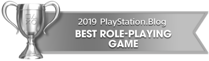 PS Blog Game of the Year 2019 - Best Role-Playing Game - 3 - Silver