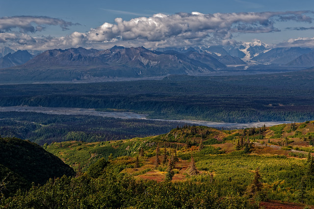 I've Found My Outside Side Enjoys Being Amongst the Mountains! (Denali State and National Parks)