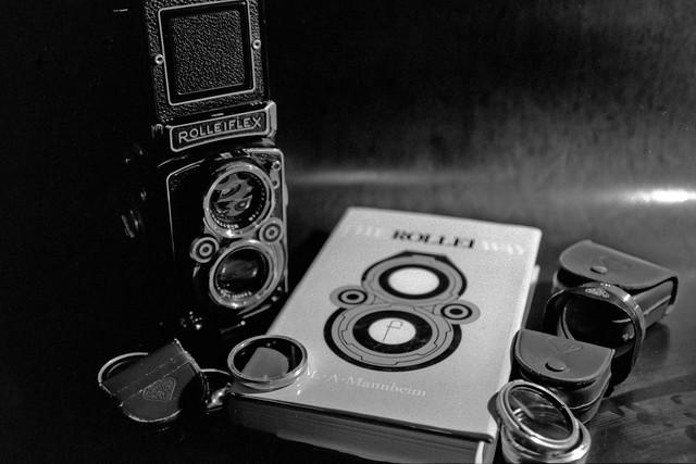 Rolleiflex 2,8A