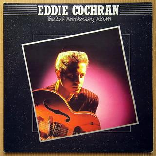 Eddie Cochran - The 25th Anniversary Album [1985]