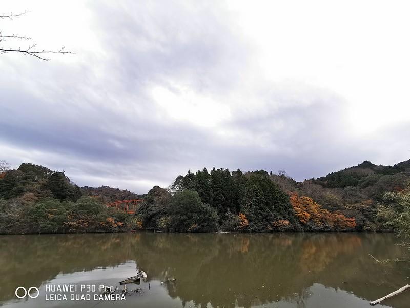 君津市亀山湖稲ヶ崎キャンプ場