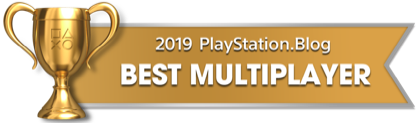 PS Blog Game of the Year 2019 - Best Multiplayer - 2 - Gold