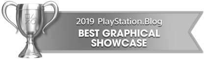 PS Blog Game of the Year 2019 - Best Graphical Showcase - 3 - Silver