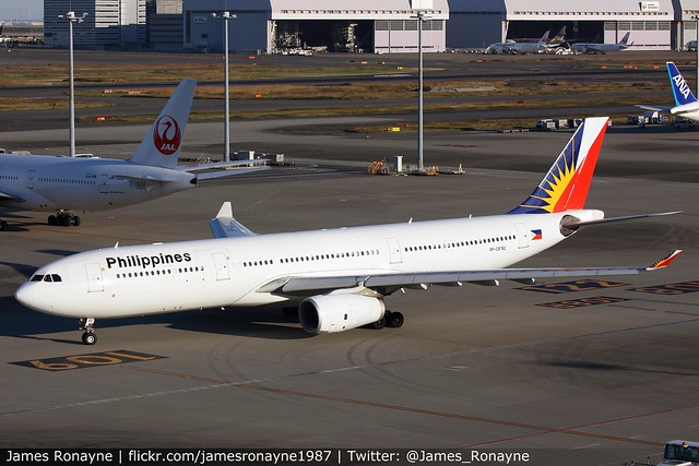 RP-C8782 | Airbus A330-343 | Philippine Airlines