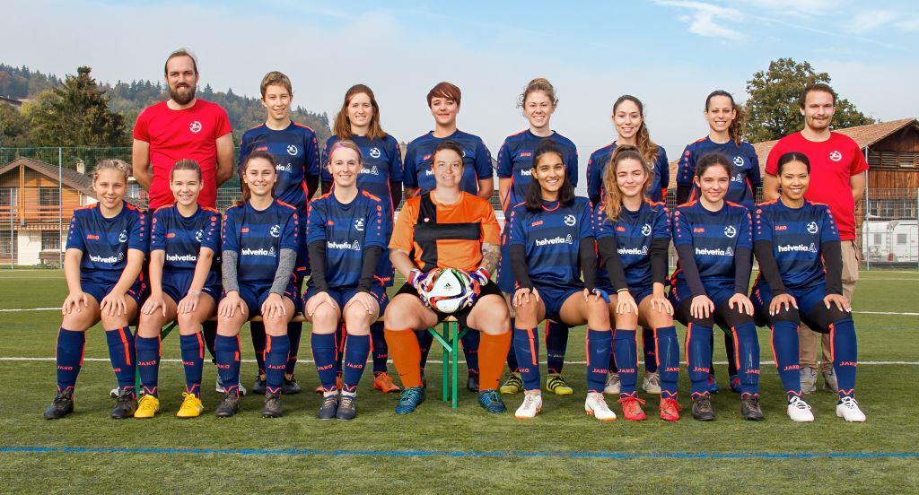 4 Liga Frauen / 2019