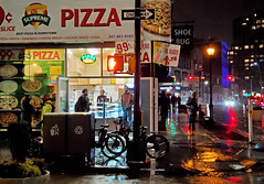 PIZZA - Downtown Ft. Greene, Brooklyn