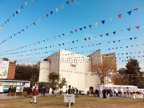 clf festival islamabad pakistan