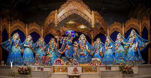 ISKCON Mayapur Deity Darshan 14 Dec 2019