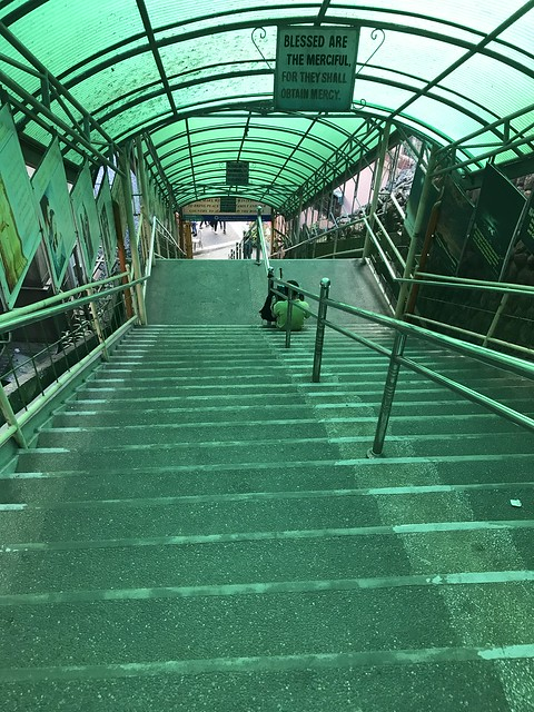 stairs, Baguio