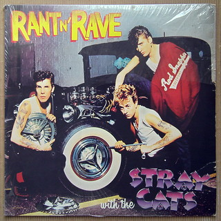 Stray Cats - Rant N' Rave With The Stray Cats [1983]
