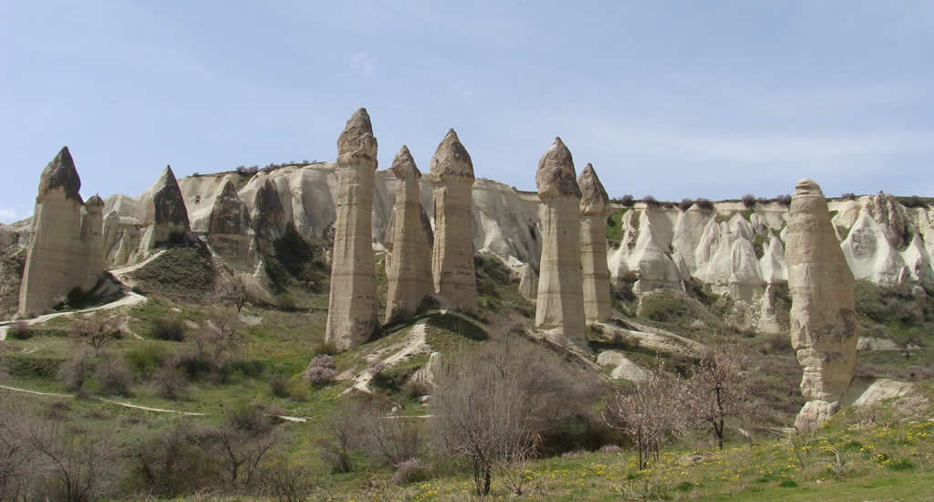 Wandelen in Cappadocië: Valley of Love | Mooistestedentrips.nl