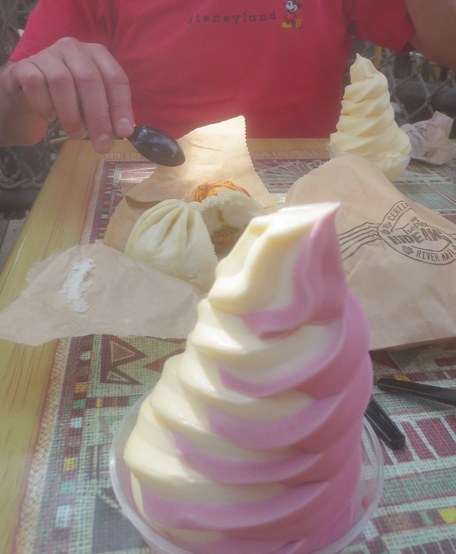 Dole Whip and Bao Buns