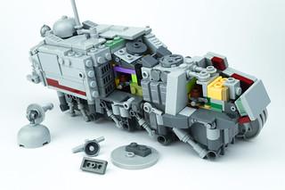 Clone Turbo Tank - Breakdown