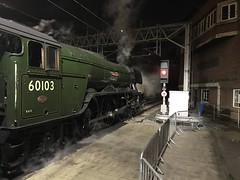 Flying Scotsman 14th December 2019